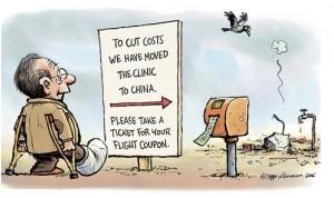 dålig sjukvård
